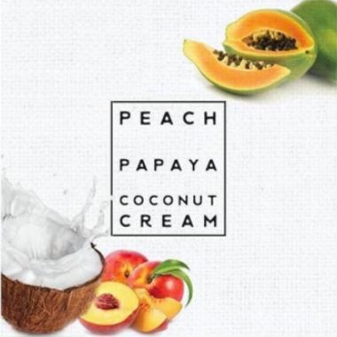 9679 - Charlies PEACH PAPAYA COCONUT CREAM 10ml (ροδάκινο, παπάγια, καρύδα και κρέμα)