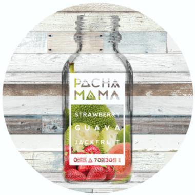 9677 - Charlies STRAWBERRY GUAVA JACKFRUIT 10ml (φράουλα, γκουάβα και jackfruit)
