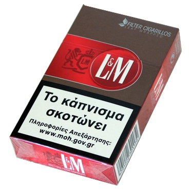 Cigarillos L&M RED LABEL Filter 12