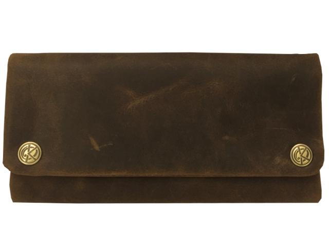 4579 - Δερμάτινη καπνοθήκη ORIGINAL KAVATZA BUCKAROO TP05