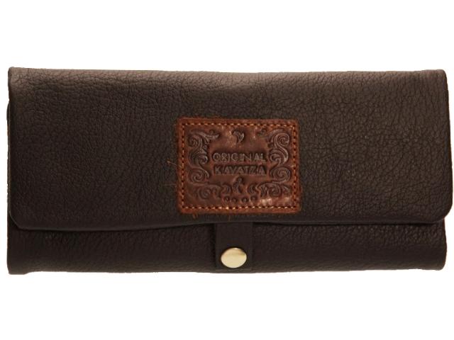 3277 - Δερμάτινη καπνοθήκη ORIGINAL KAVATZA P1 Classic Pouch (για King Size τσιγαρόχαρτα)