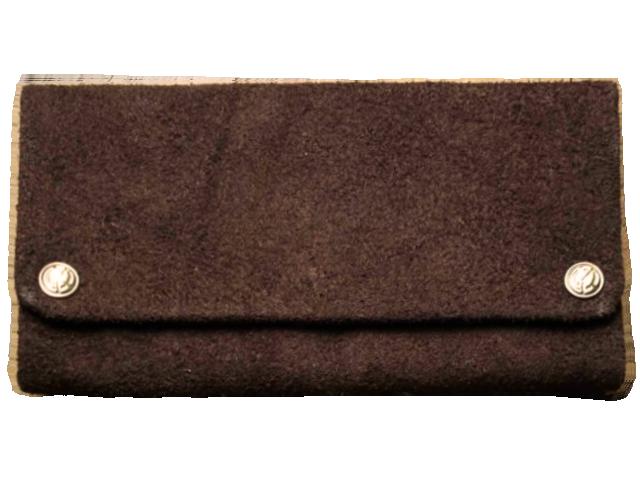 3269 - Δερμάτινη καπνοθήκη Tobacco Pouch ORIGINAL KAVATZA TP04 Brownie