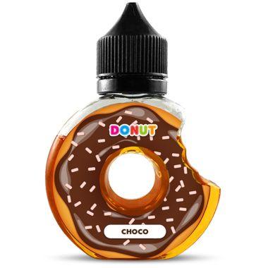 9570 - Donut Mix Shake Vape CHOCO 60/75ML (ντόνατς με σοκολάτα) by Capella