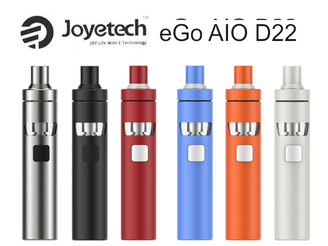 eGo AIO D22 by Joyetech