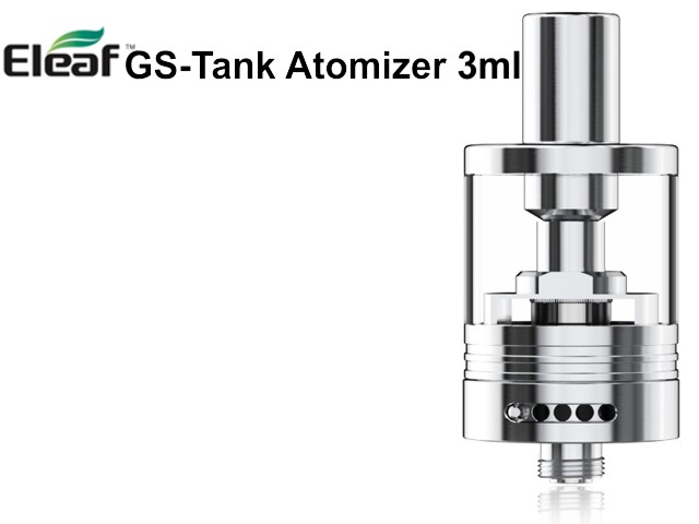 2808 - Eleaf GS-Tank TC Atomizer 3ml