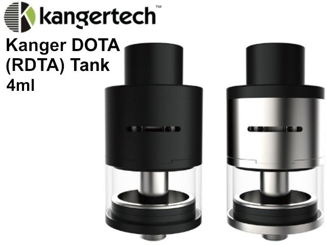 4776 - Επισκευάσιμος ατμοποιητής DOTA by KANGER 4ml