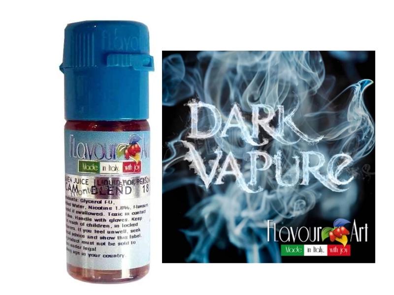 2350 - FlavourArt Dark Vapure 10 ml (καπνικό)