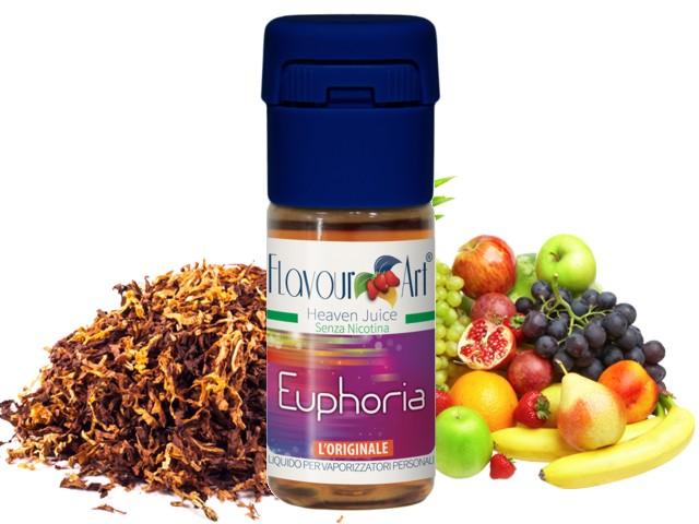 6032 - FlavourArt Euphoria 10ml (καπνικό με εξωτικά φρούτα)