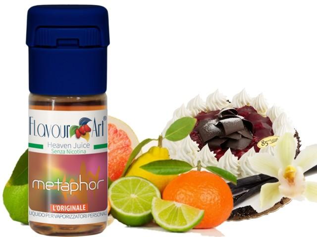 6035 - FlavourArt Metaphor 10ml (κέικ βανίλια εσπεριδοειδή)