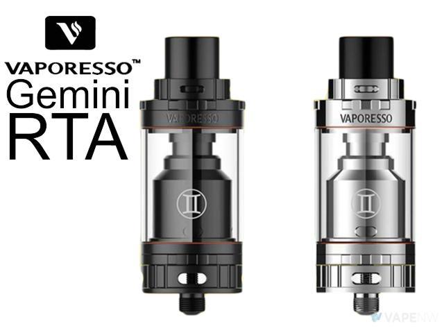 4287 - Gemini RTA by Vaporesso (επισκευάσιμος) 3ml