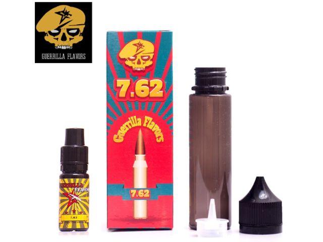 9439 - Guerrilla Shake And Vape 7.62 10ml (καπνικό με βανίλια, καραμέλα, καφέ και γάλα)