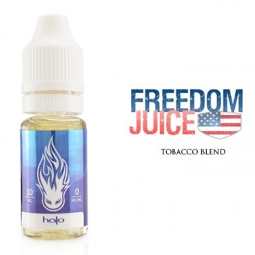 3943 - Halo Freedom Juice Premioum 10ml (tobacco sweet)