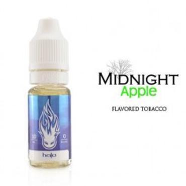 5762 - Halo Midnight Apple 10ml (καπνικό με μήλο)