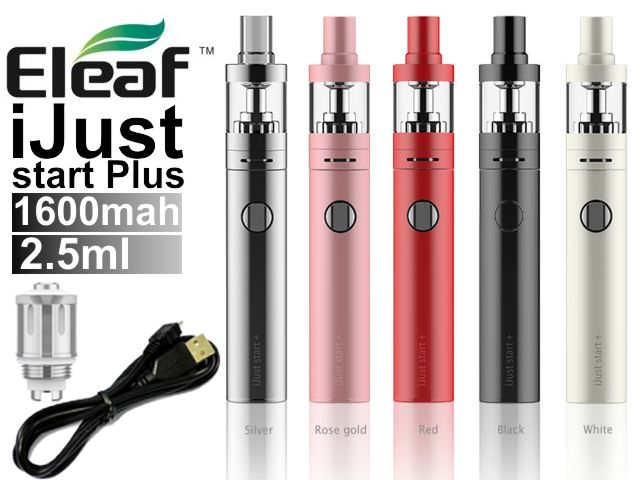 iJust start Plus KIT by Eleaf 1600mah