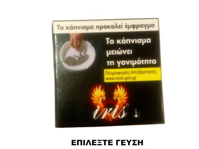 11814 - ΚΑΠΝΟΣ ΓΙΑ ΝΑΡΓΙΛΕ IRIS 15gr