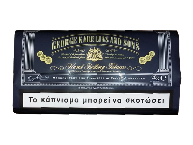 Καπνός Karelias μπλε 30gr
