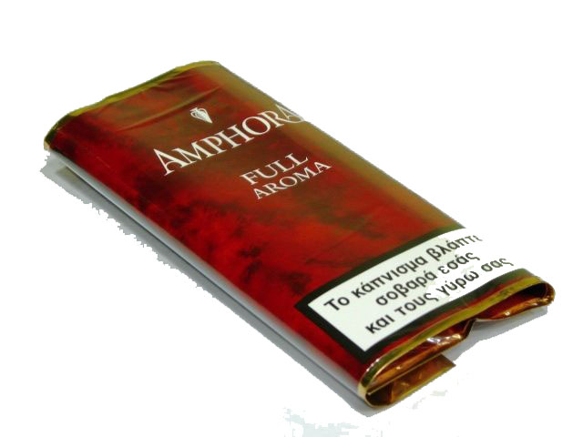 Καπνός Πίπας AMPHORA FULL AROMA 40g