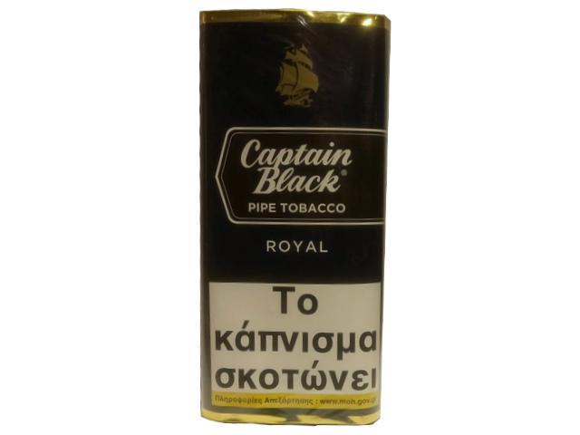 10981 - Καπνός πίπας CAPTAIN BLACK ROYAL 50g