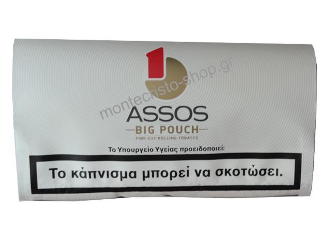Καπνός στριφτού ASSOS ΑΣΣΟΣ ΣΤΡΙΦΤΟ 30g
