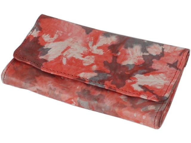 5583 - Καπνοσακούλα Rolling 44400-230 από γνήσιο δέρμα (χρωματιστή μεγάλη) δερμάτινη