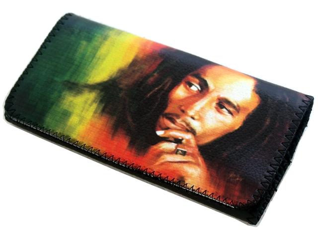 Καπνοθήκη Bob Marley μεγάλο μέγεθος με latex