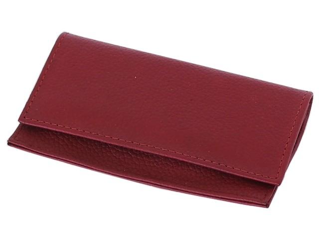 6284 - Καπνοθήκη EGOIST PORTATABACCO SOIREE RED γνήσιο δέρμα JK06036