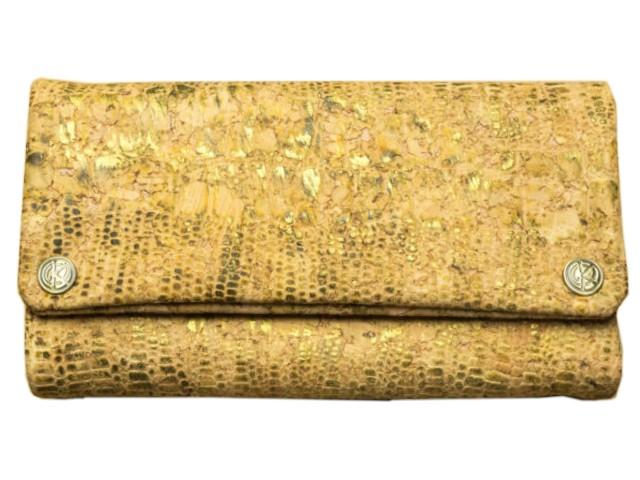 5996 - Καπνοθήκη ORIGINAL KAVATZA Cork-Odile TPC32 από φελλό
