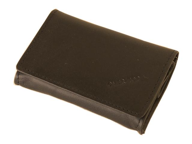 5411 - Καπνοθήκη από γνήσιο δέρμα Over Top 10046 BROWN (μικρό - μεσαίο πουγκί) δερμάτινη