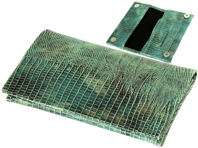 5814 - Καπνοθήκη SMOKA CARTO VERAMAN SNAKE για καπνό χαρτάκια φιλτράκα και αναπτήρα