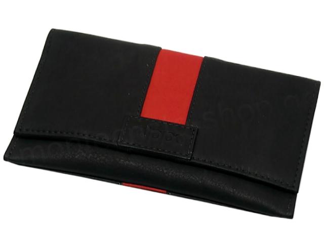 8724 - Καπνοθήκη ZIPPO 2005576 Leather Bi Fold δερμάτινη