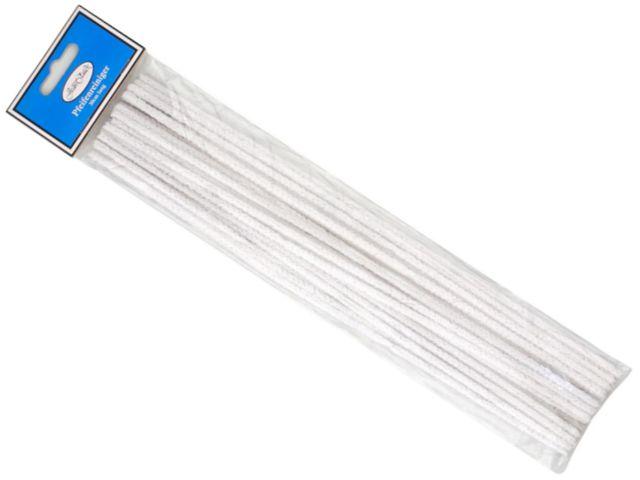 10652 - Καθαριστικά μακρυά για πίπα καπνού JEAN CLAUDE βαμβακερά 30cm 99010085