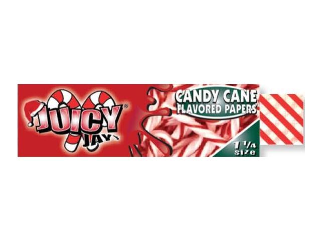 10016 - Χαρτάκια αρωματικά Juicy Jays CANDY CANE ΖΑΧΑΡΩΤΑ 1 1/4