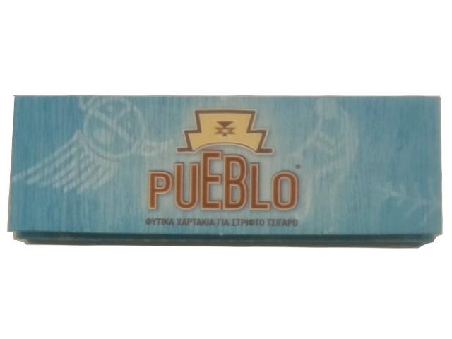 11210 - Χαρτάκια PUEBLO BLUE 50 φύλλων