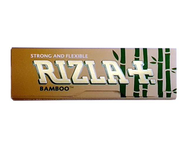 Χαρτάκια RIZLA BAMBOO 50 ULTRA THIN (ακατέργαστα)