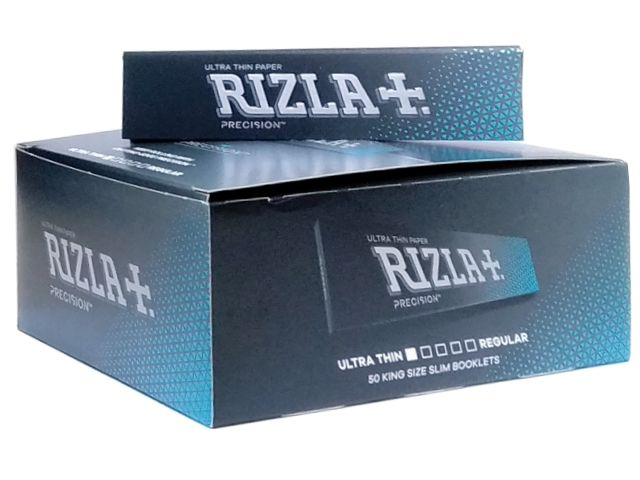 10582 - Χαρτάκια RIZLA PRECISION KING SIZE 32 SLIM (κουτί των 50)