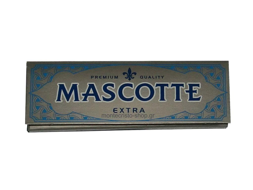 Χαρτάκια στριφτού MASCOTTE extra ασημί