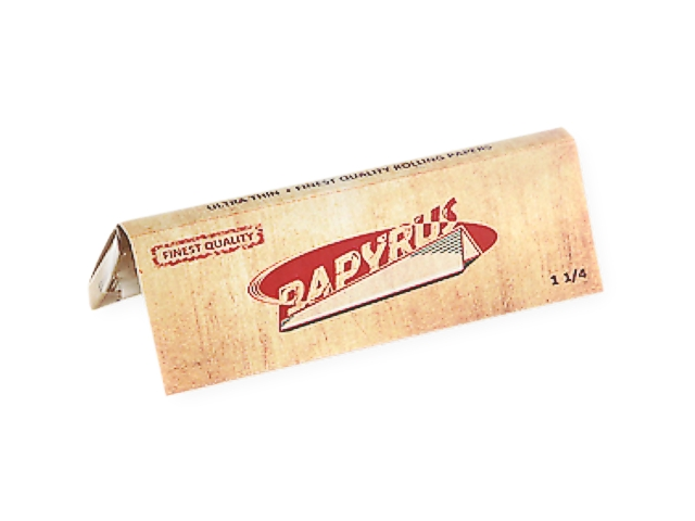 3538 - Χαρτάκια στριφτού PAPYRUS 1 1/4 πολύ λεπτά