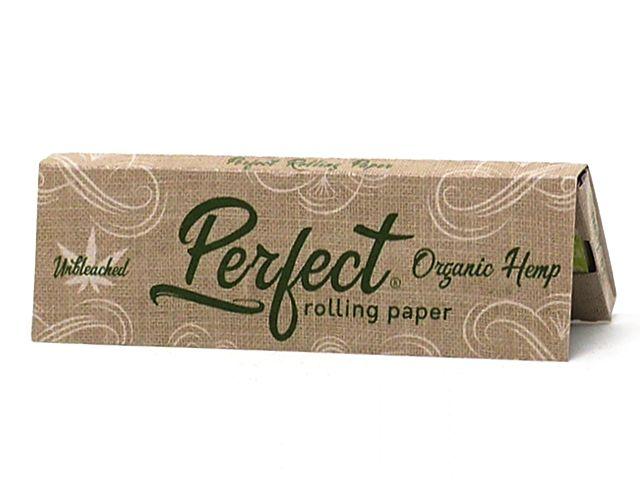 10233 - Χαρτάκια στριφτού Perfect Organic Hemp