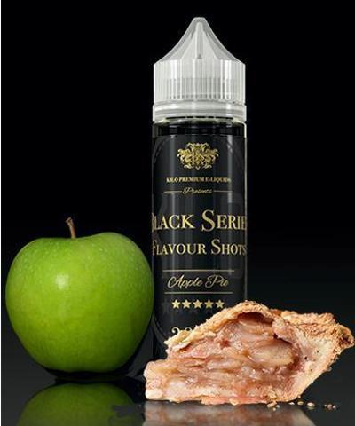 9325 - KILO BLACK SERIES Flavor Shot APPLE PIE 20ml/60ml (μηλόπιτα)