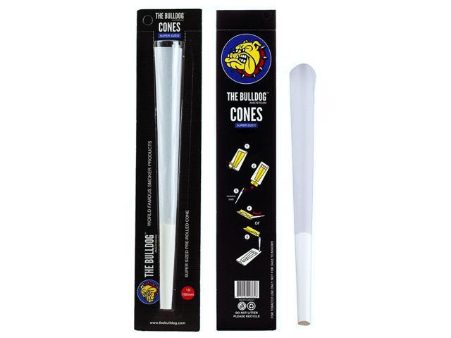 10935 - Κώνος THE BULLDOG SUPER SIZED PRE-ROLLED CONE (180mm)