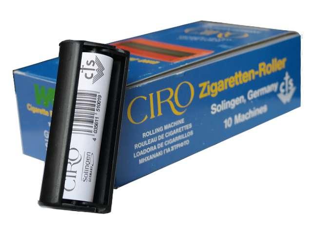 2616 - Κουτί με 10 μηχανές στριφτού CIRO Solingen Germany (70mm)
