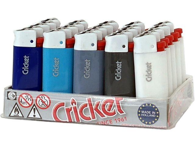 5907 - Κουτί με 25 αναπτήρες Cricket MINI CR NAVY LB 22125129