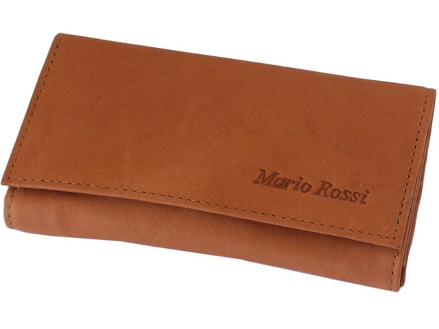 6781 - MARIO ROSSI TAN 324-06 δερμάτινη καπνοθήκη