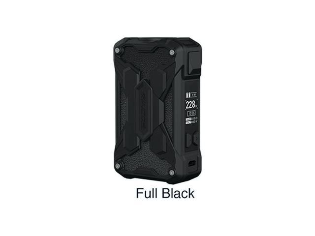 11244 - Mechman Lite 228W Mod FULL BLACK (2*18650) by Rincoe