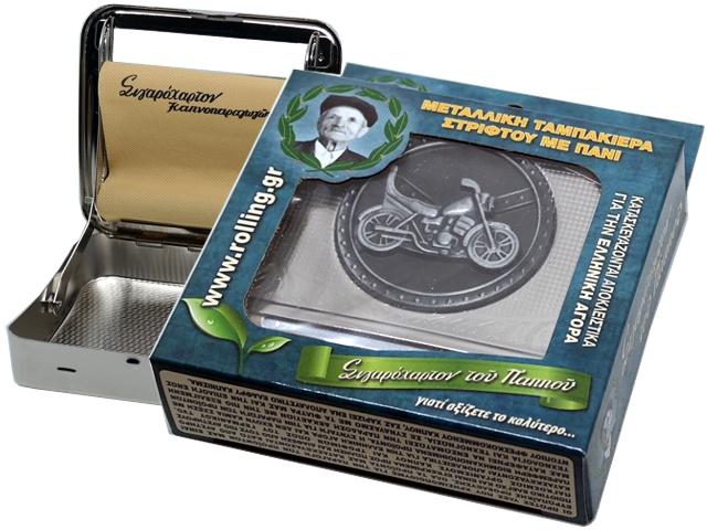 Μηχανή στριφτού του Παππού Rolling 47302-520 ΜΗΧΑΝΗ (ταμπακιέρα)