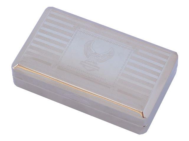 5821 - Μεταλλική θήκη για καπνό TIP TOP 2003 (αετός)