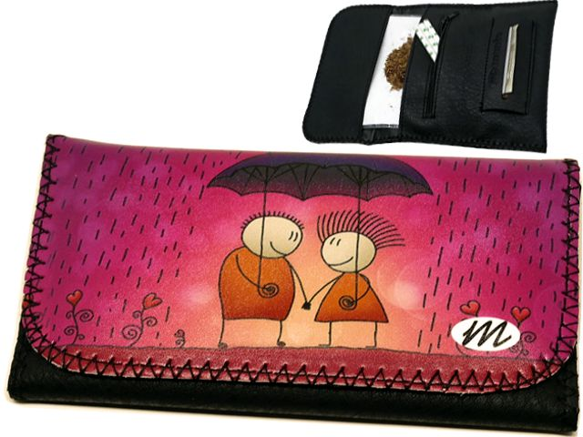10747 - MONTE 0193 LOVE UNDER THE RAIN ROXY ΚΑΠΝΟΘΗΚΗ