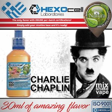 NATURA MIX SHAKE VAPE CHARLIE CHAPLIN 30/60ML (καπνικό)