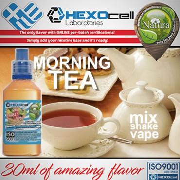 NATURA MIX SHAKE VAPE MORNING TEA 30/60ML (τσάι)