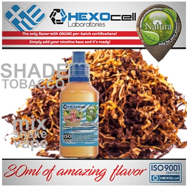 NATURA MIX SHAKE VAPE SHADE TOBACCO 30/60ML (καπνικό)